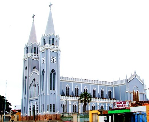 Igreja Matriz da Paróquia Nossa Senhora dos Remédios - Picos-PI
